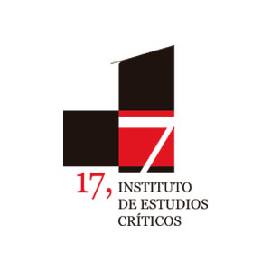 Logo del 17 Instituto de Estudios Críticos. Ciudad de México